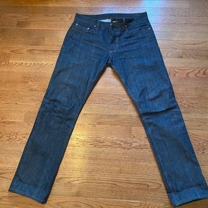3sixteen ST100x Japanese Raw Selvedge denim pants